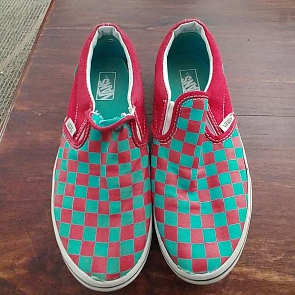 44ffd5be253b38 Vans slip on. M 5b1ef1f7de6f6236499cde31. Other Shoes ...